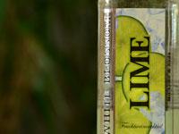 Wie vielfältig Weißwein ist, beweist dieser Fruchtweincocktail White Blossom - Lime mit fruchtigem Limettengeschmack.