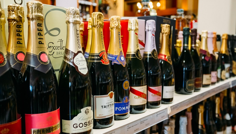 Sicherlich ist es auch eine Frage des Geschmacks, welche Champagnersorte als wohlschmeckend bezeichnet wird.
